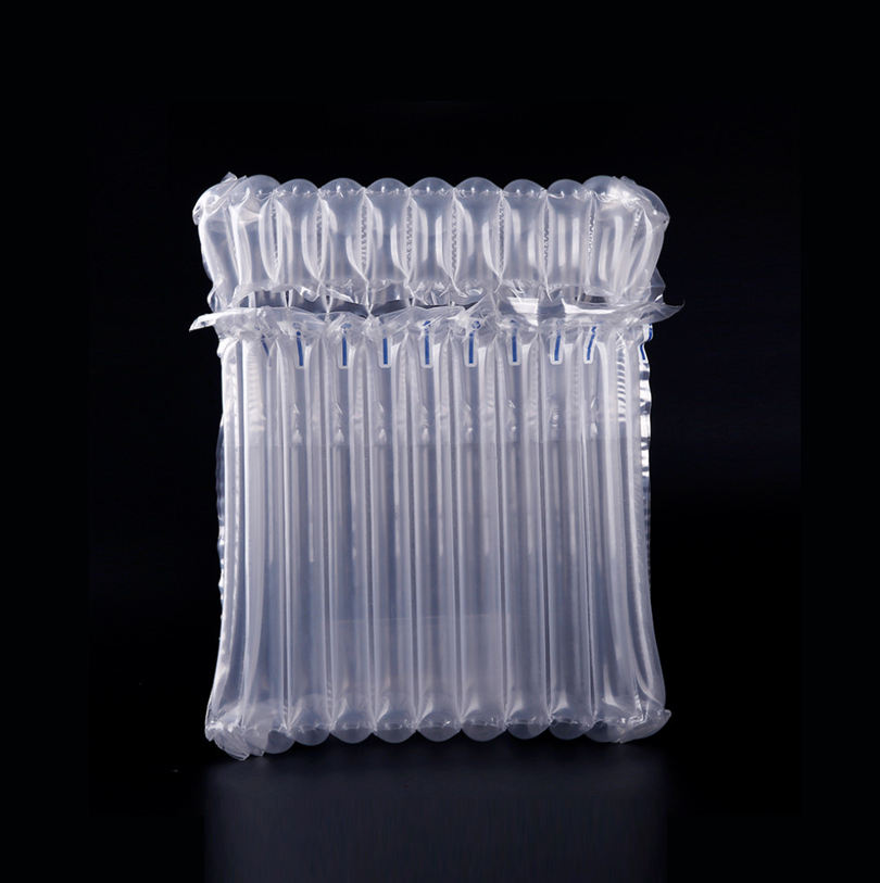 Air column bag protective packaging inflatable packaging bubble bag used in electronic products