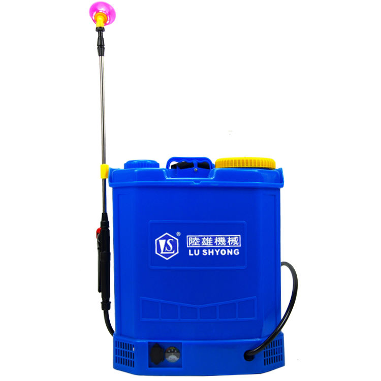 Pulverizador Agricola 16L 20L Agriculture Backpack Electric Pesticide Battery Powered Sprayer