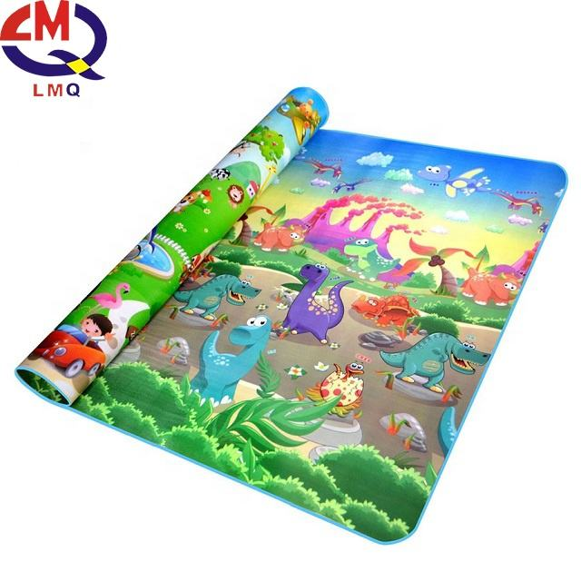 Hot selling life home play mat education outdoor crawling mat wholesale non toxic EPE baby play mat