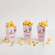 Popcorn Popcorn Packaging Box CLP OEM Food Grade Paper Board Popcorn Packaging Box