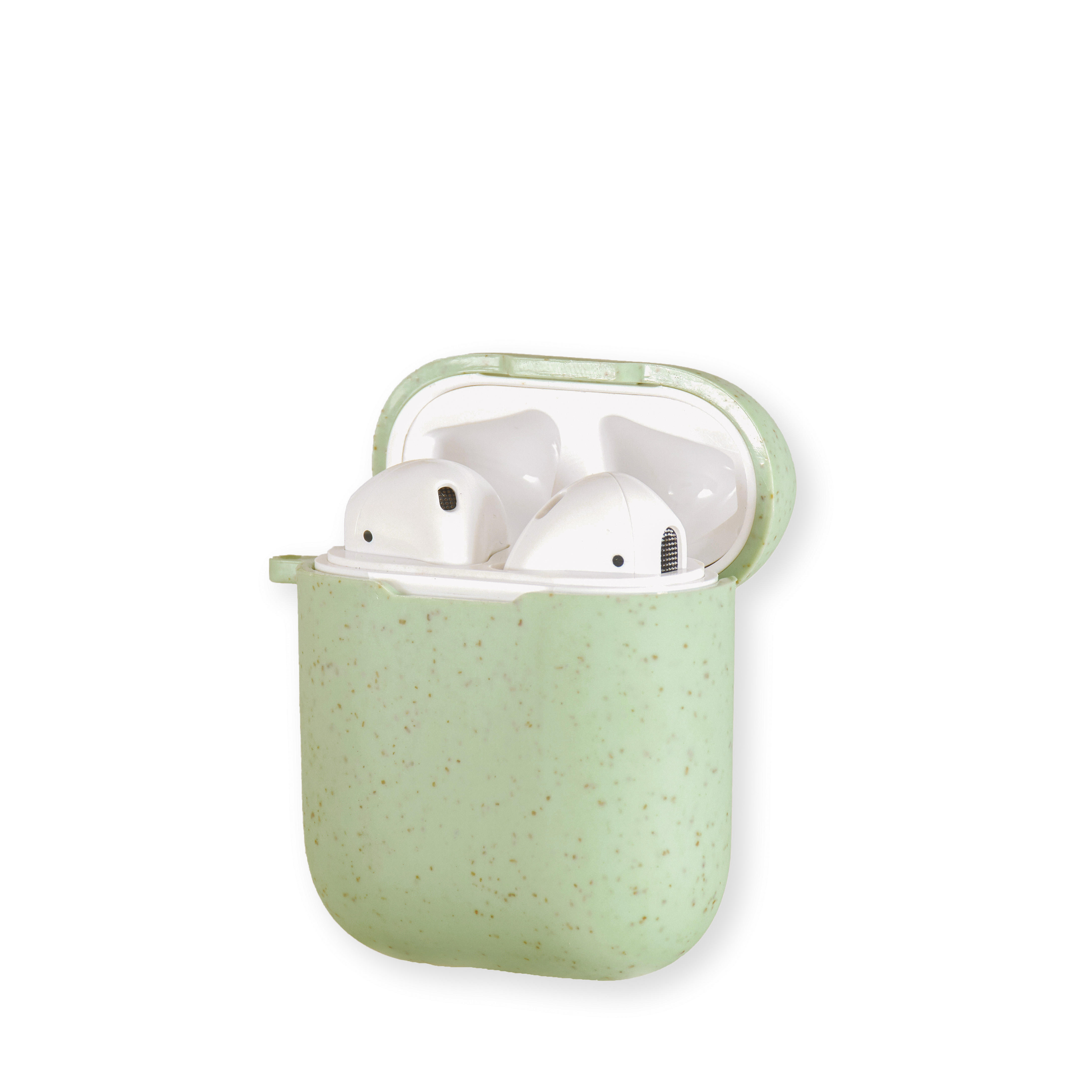 Compostable Protecteur 2 Etui En Plastique Pla Recyclage Dégradable Airpods Iphone