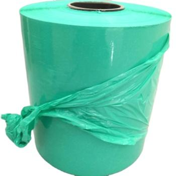 Plastic Wrapping Green Wrap Hay Bale Silage Film