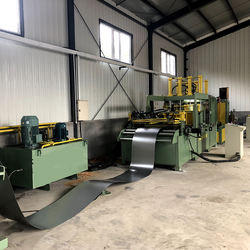 Transformer Corrugated Fin Forming and Folding Production Machine