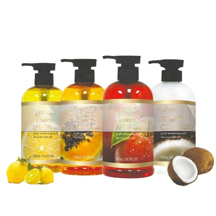 New product 2021 mild cleansing hand wash liquid hand soap