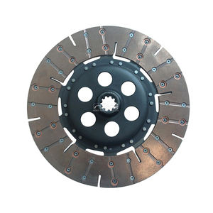 887890M93 Massey Ferguson Clutch Disc With Circle Copper For Tractor Spare Parts