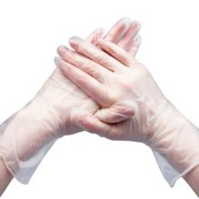 High quality Different types clean medical vinyl pvc disposable glove