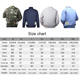 High quality men sunscreen sun-protective jacket air conditioning clothes
