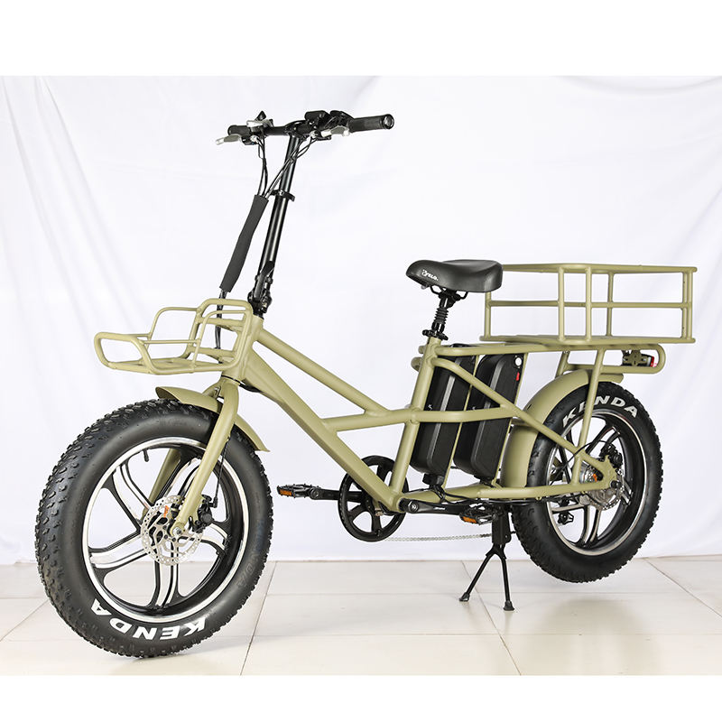 2020 Long distance electric bicycle electric food cart delivery vehicle bicycle/ebike