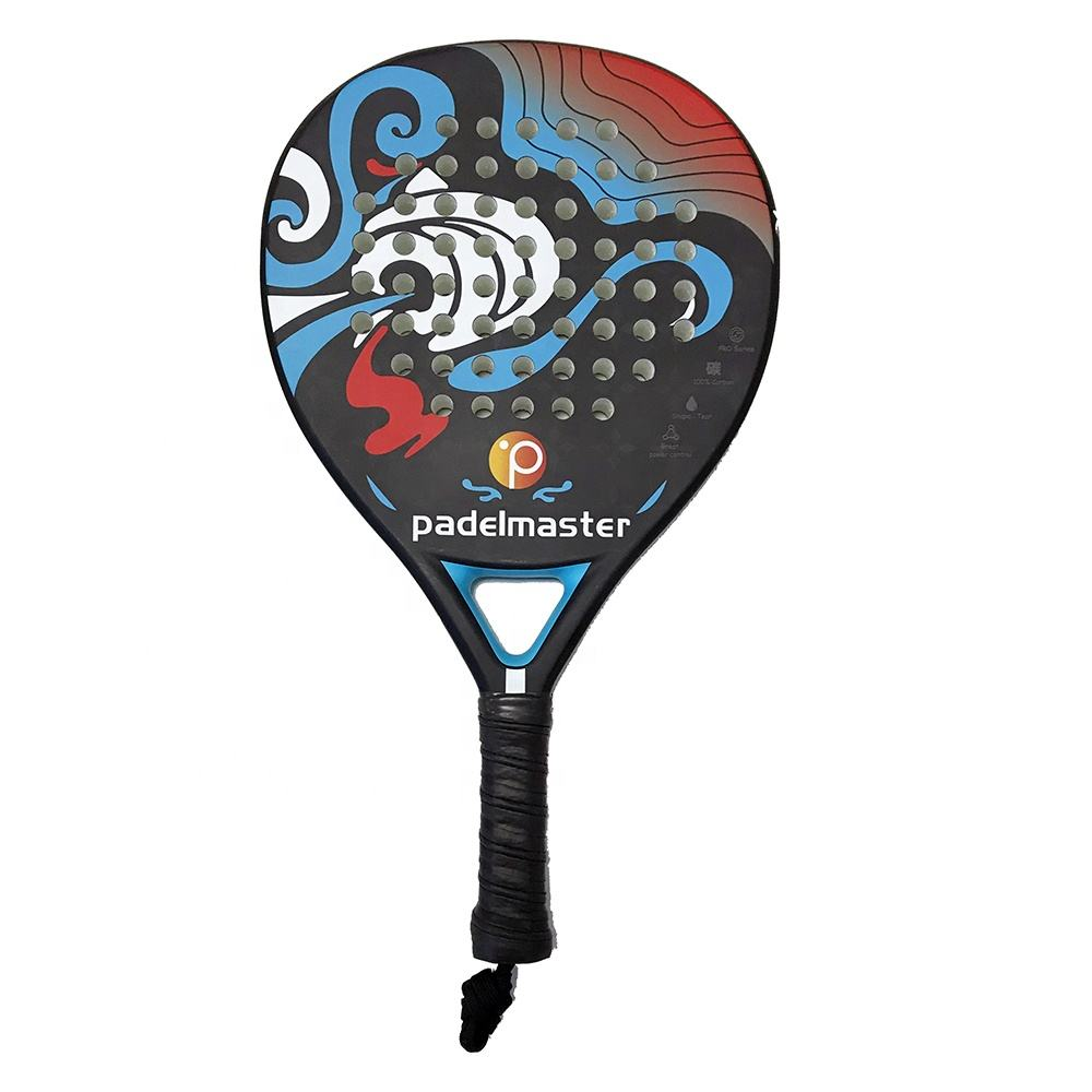 Professionele Tennis Paddle Carbon Paddle/Padel Rackets