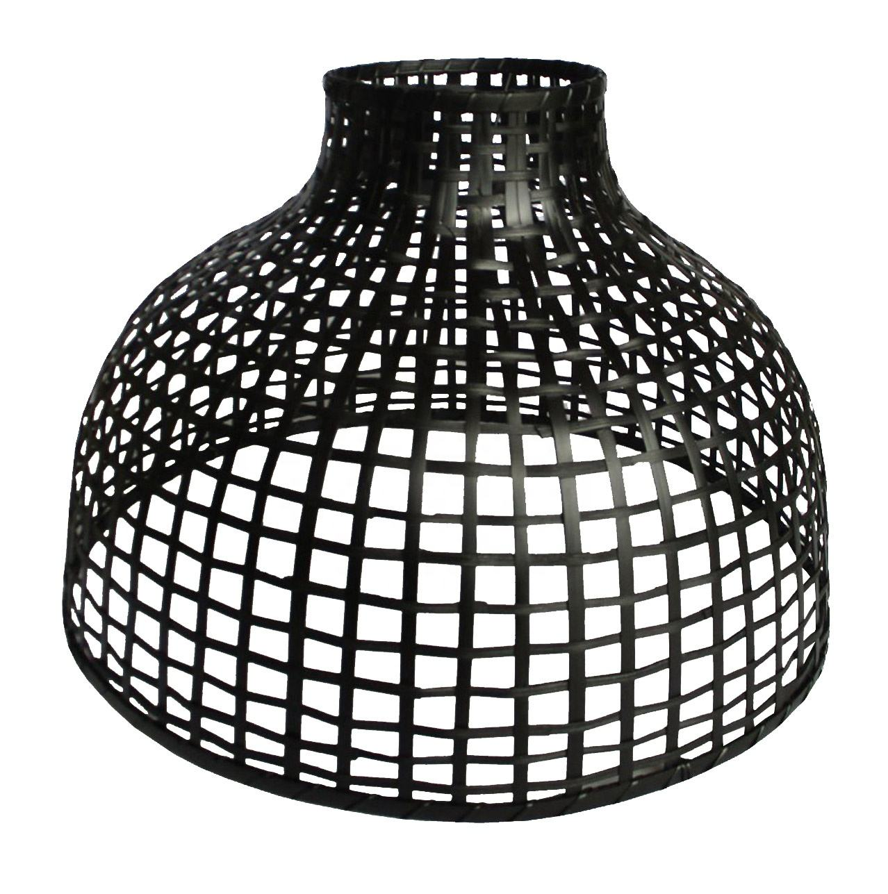 Woven Light Rattan Lamp shade, Pedant Lampshade decor wholesale