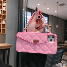 Fashion Crossbody Purse Phone case for iphone x 11, for iphone 11 pro max luxury phone case handbag