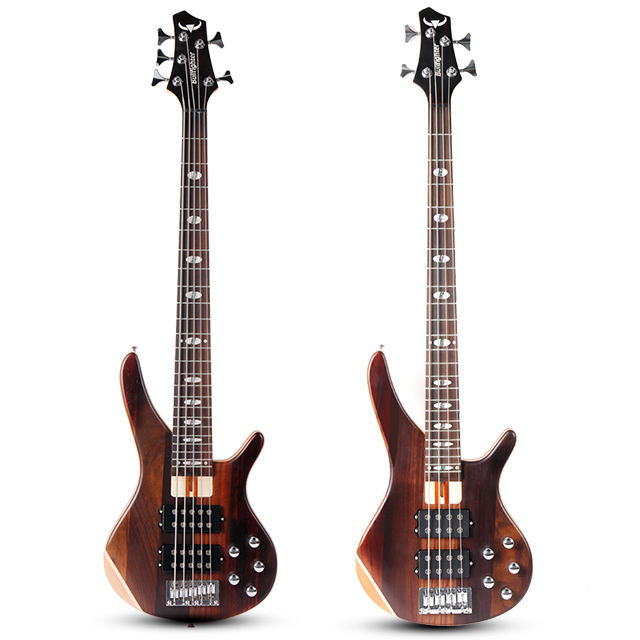 Bullfighter DB5 China factory popular high quality Bullfighter Instruments electric bass guitar 4 5 string stringed instruments