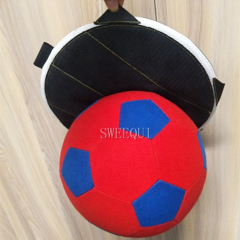 Catch and Toss Ball Game paste Football Self Sticking Football Soft Touch Ball