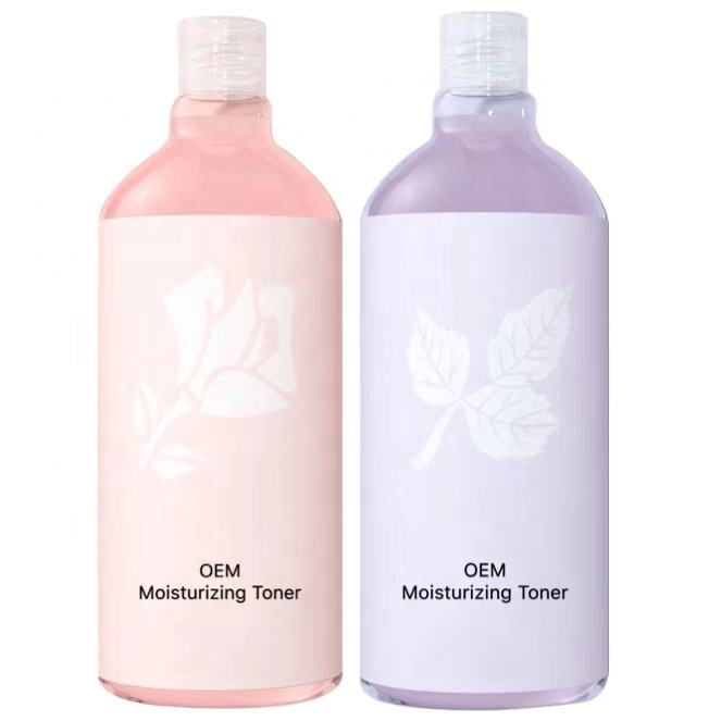 OEM Wholesale Balancing, Refreshing and Soothing Facial Mist Purple Perilla Rose Water