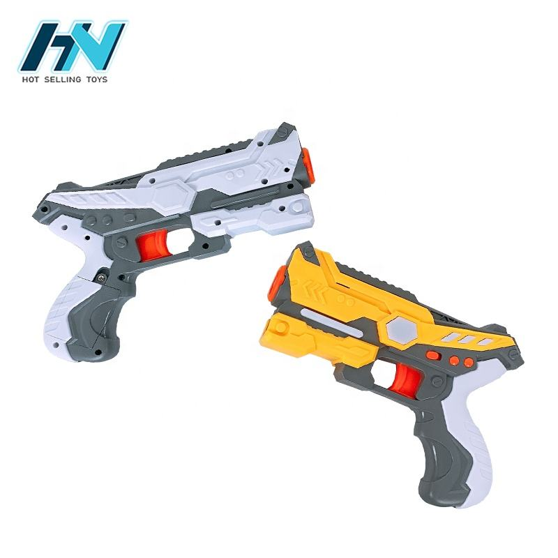 light sound electric battle toy gun shooting games toy laser tag gun