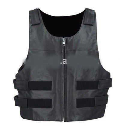 inside civil bulletproof vest with zipper
