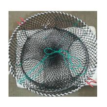 Strong Foldable Fishing Cage Lobster  Crab aquaculture  Traps carb pot