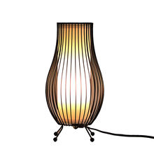 Home decor metal table lamp for indoor