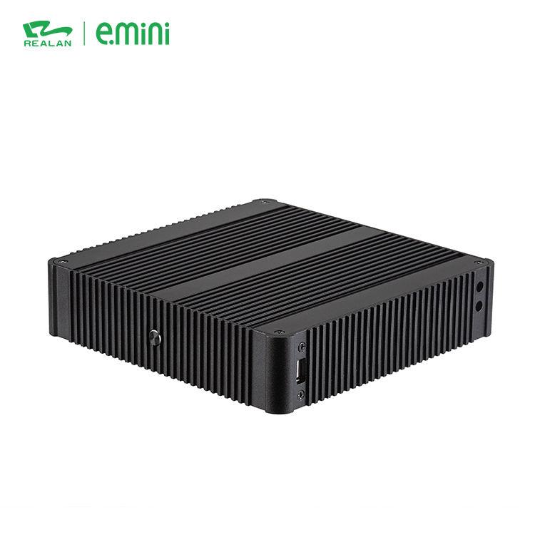<span class=keywords><strong>Offre</strong></span> Spéciale En Aluminium Double Lan Intel Carte Mère Cpu i5 Mini ORDINATEURS PC