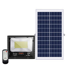 New Arrival Battery Replaceable High Bright 300W JD Solar Led Flood Light