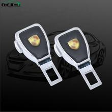 Car Safety Belt Extender Seat Belt Cover Seat Belt Padding Extension Buckle Plug Buckle Seatbelt Clip Car Accessories