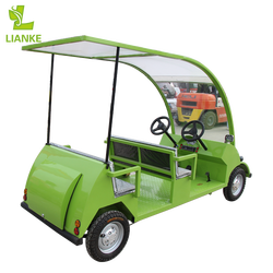 Deft design electric sightseeing bus & car, electric golf carts price, electric patrol car
