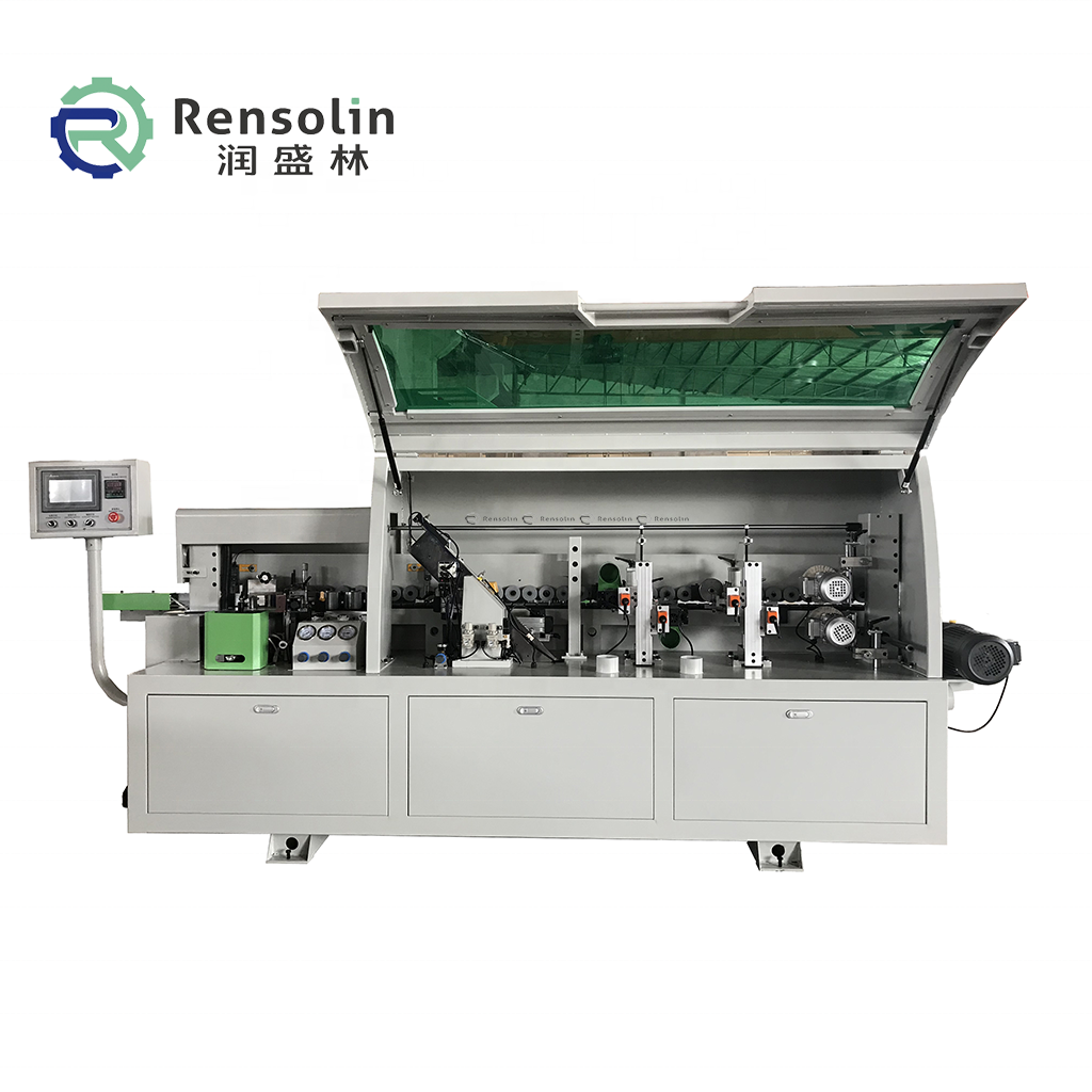 Top quality Fully automatic edge bander machine wood banding machine PVC edge banding machine