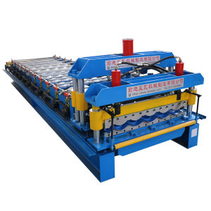 Galvanized Sheet Metal Roofing Used Steel Tile Making Machine Price