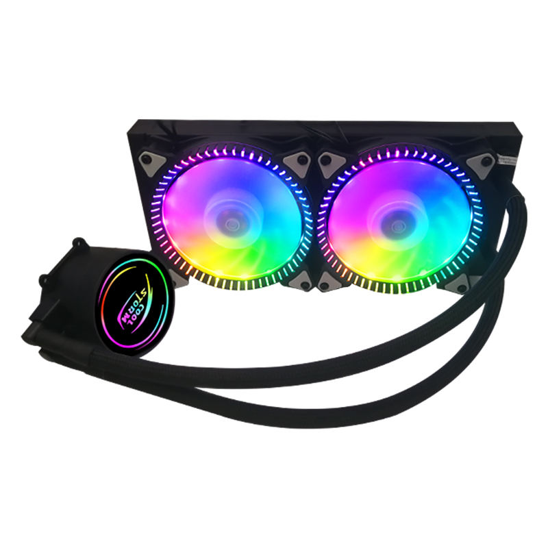 High CPU Liquid Cooler Water Cooling Fans Liquid Cooler System
