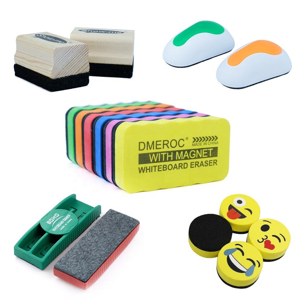 Magnetic Dry Whiteboard Eraser Cleaner Eraser for Whiteboard