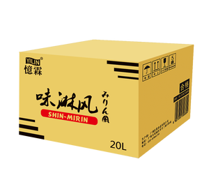 BRC 20L Japanese sushi Vinegar de riz with factory price