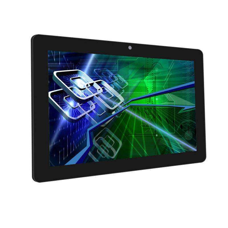 Wall mount 10 inch POE tablet android 8.1 RJ45 Wifi Touchscreen for Kiosk POS