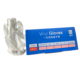 Disposable rubber gloves salon doctors check gloves powder free