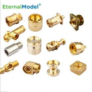 EternalModel Perfect Quality Best Choice Electronic Brass Metal Automotive CNC Turning Part Services