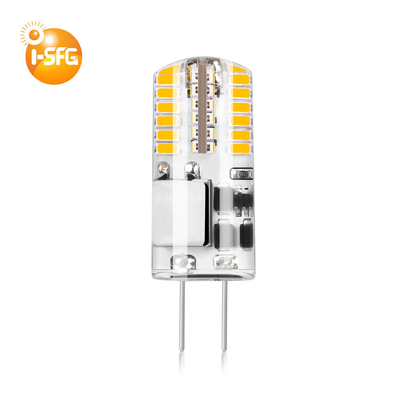 Directe Deal G4 Led Lamp 48 Kralen Led Silicagel G4 2W Led G4 Lamp Vlam Led 12V