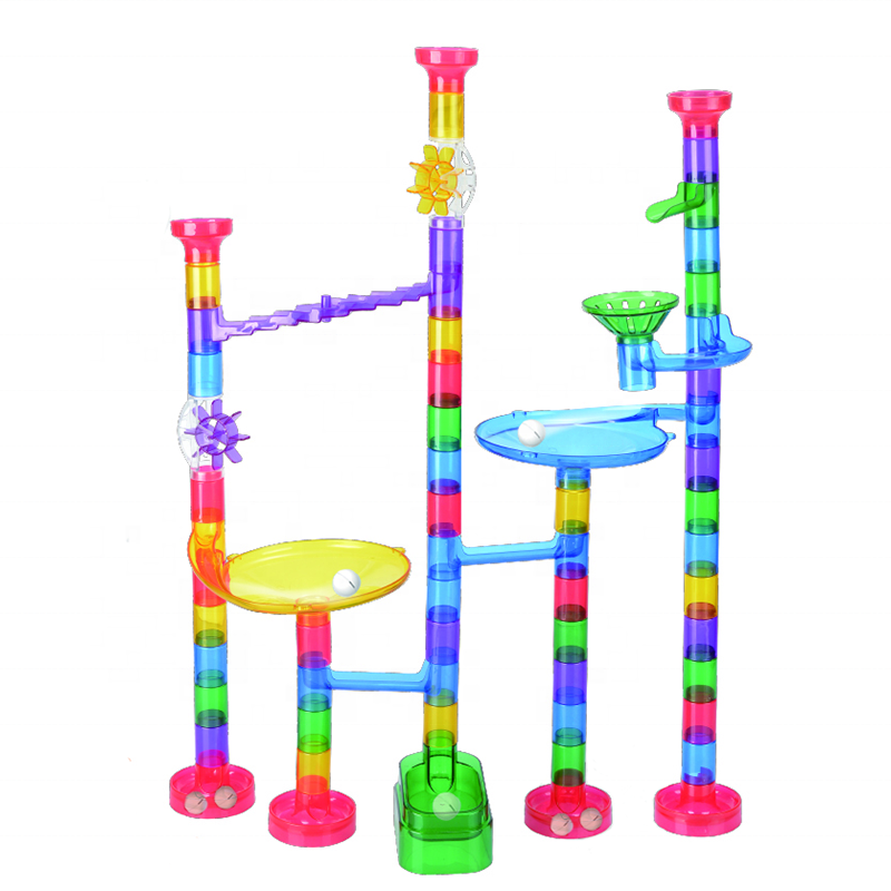 109PCS Marble Run Compact Set