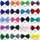 23 colors children handsome boy bowties lovely pet decorationcolorful cheap dog bow tie