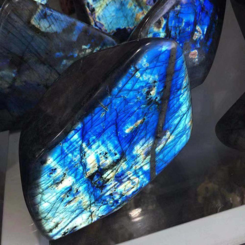 pierre l/âche brute non d/écoup/ée Cristal de cicatrisation de 12,50 ct bleu turquoise de premi/ère qualit/é morceau de turquoise naturelle