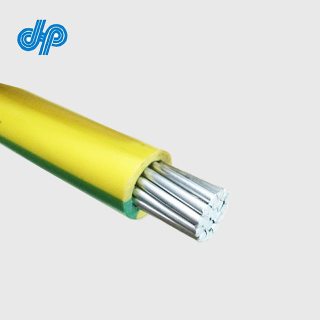 50mm2 Grounding Aluminum Earth Cable With PVC Insulation