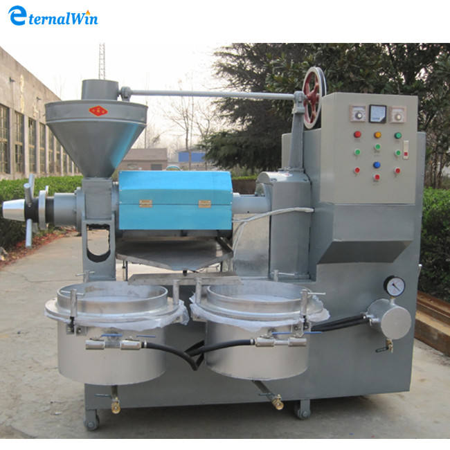 small peanut seed olive coconut hydraulic/screw cold press oil machine olive oil extraction machine cold press Germany