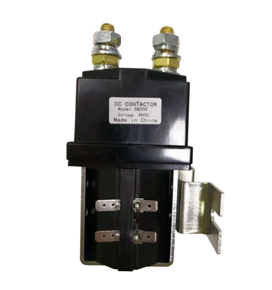 Electric Automobile 400A Magnetic Contactor Dc Relay