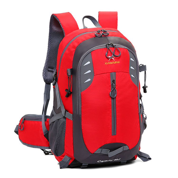 China supplier designer popular 600D outdoor backpack in china famous brands