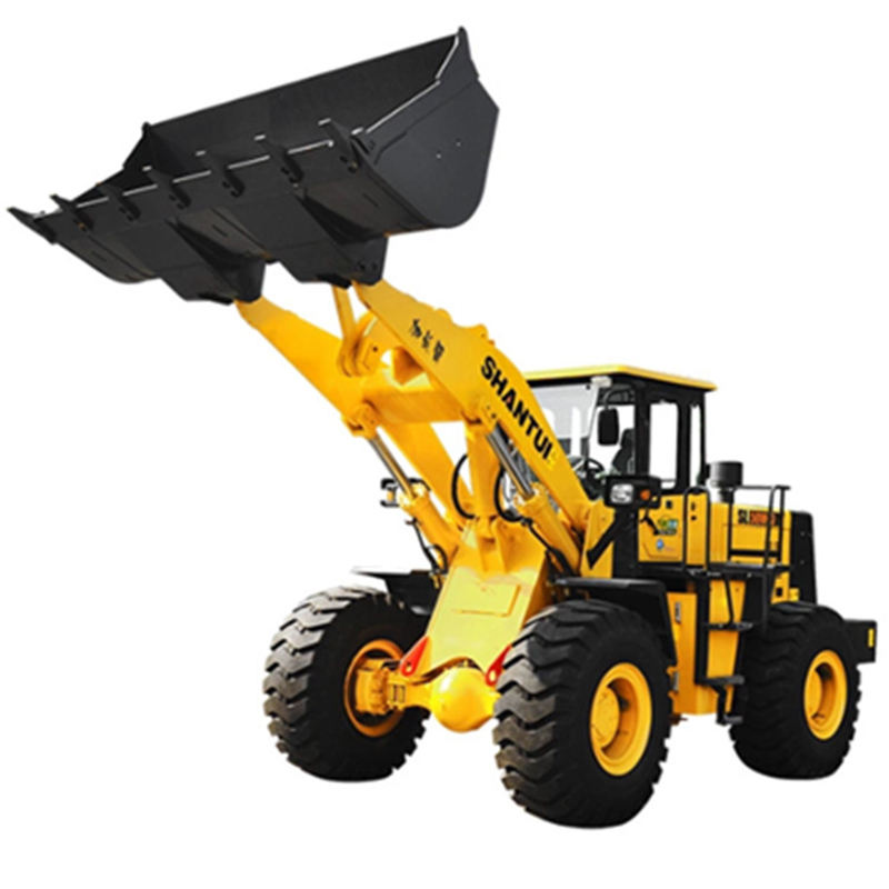 Wheel Loader Price 5 Ton Load Capacity 5 Ton Cheap Front Wheel Loader Korea