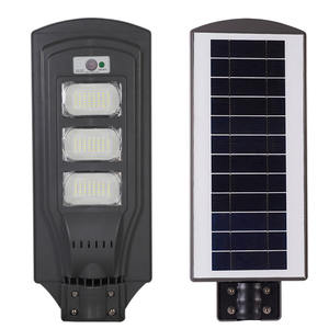 20W 40W 60W Outdoor Led Solar Straat Muur Light Remote Controlled Behuizing Lightihg