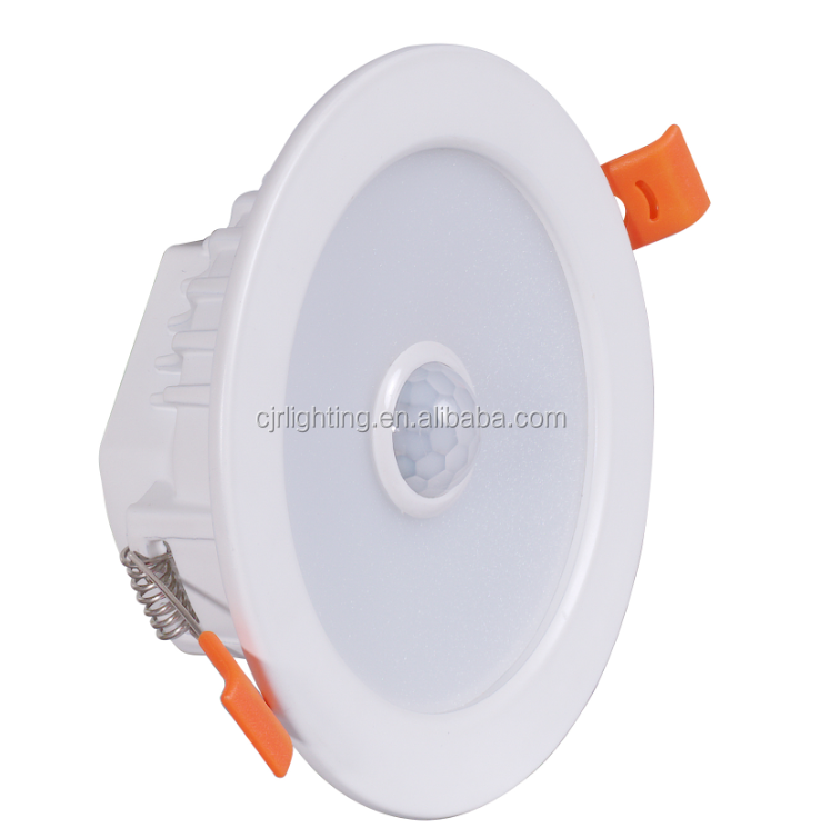 2019 new design AC85-265V square dimmable cob led downlight casing ip65 surface mounted downlight