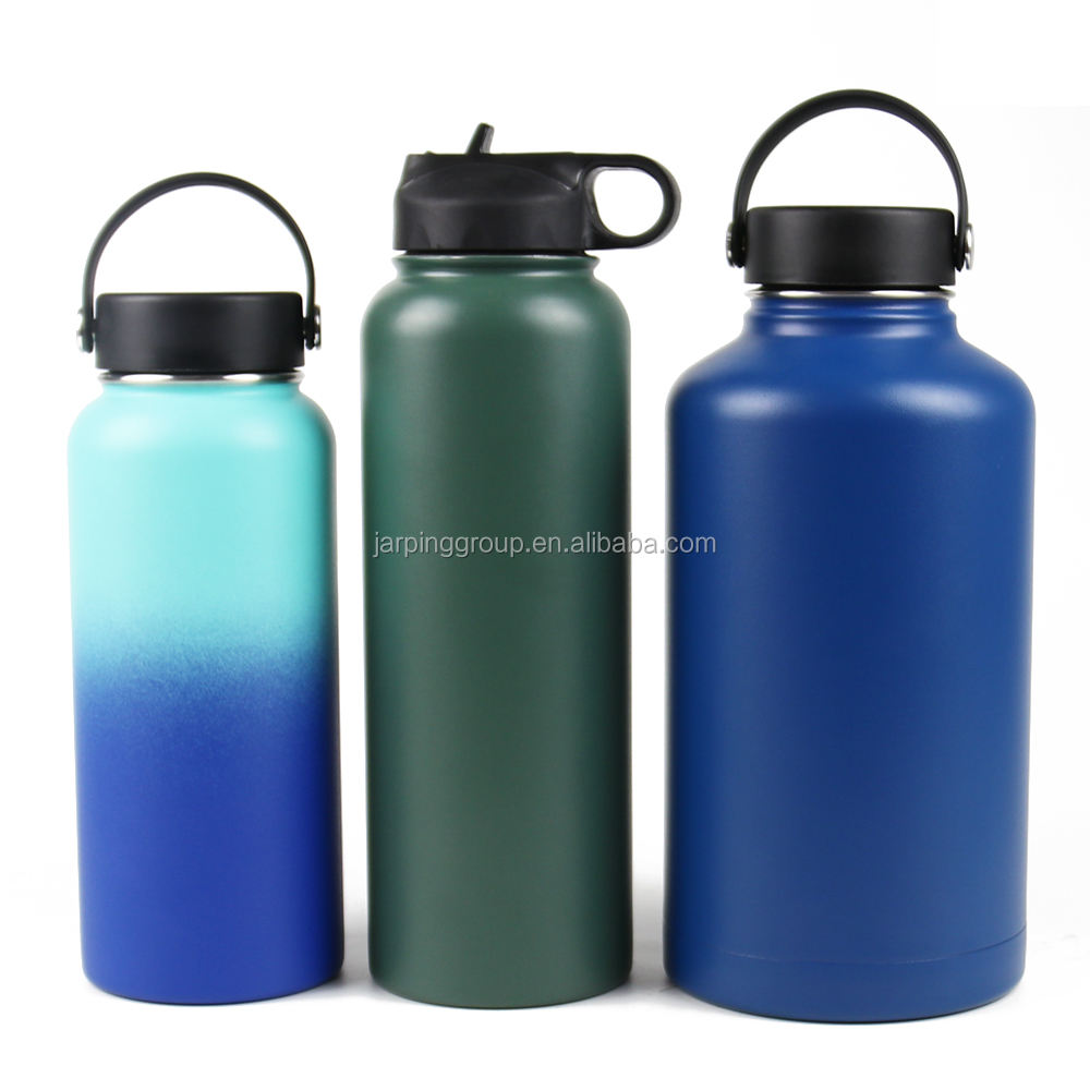 New style High quality vacuum flask insulated stainless steel thermos bottle big capacity vacuum flask
