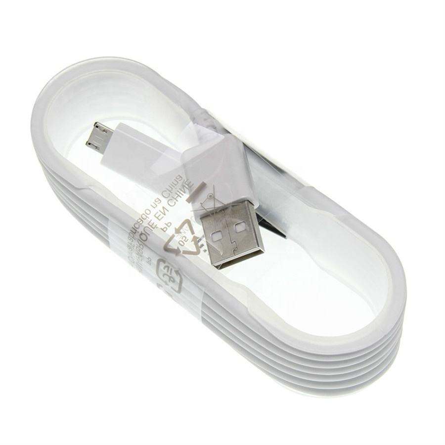 White 1.5m Micro USB Fast Charger Data Sync Cable for Xiaomi Huawei Samsung Galaxy S6 S7 Note 4 5 V8