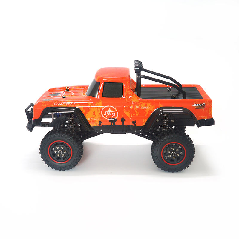 1:18 Battery Radio Control Toys Remote Control Rock Crawler Rc Cars