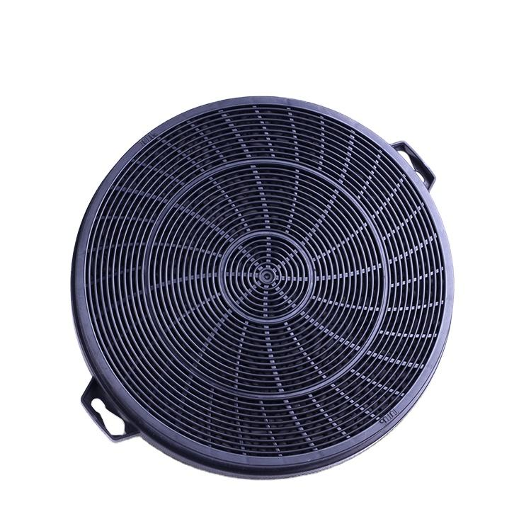 Household kitchen usage wholesale active activated carbon cooker hood filter