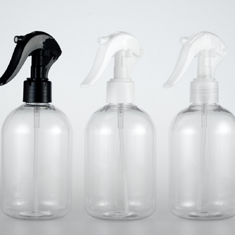 Beauty Packaging [ 250ml Bottle ] 100ml Spray Bottle Transparent 100ml 250ml 500ml Plastic Cosmetic Spray Bottle